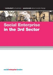 Social Enterprise in the 3rd Sector - Birmingham Disability Resource ...