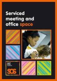 Serviced meeting and office space - Birmingham Disability ...