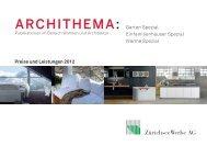 Zürichseewerbe AG - Archithema Verlag AG