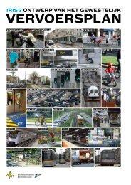 vervoersplan IrIs 2 ontwerp van het GewestelIjk - Brussel Mobiliteit