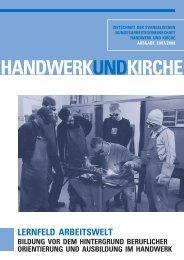 Download - Arbeitsgemeinschaft für Handwerk und Kirche
