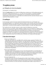 Trophiesystem ΠWikipedia, ...