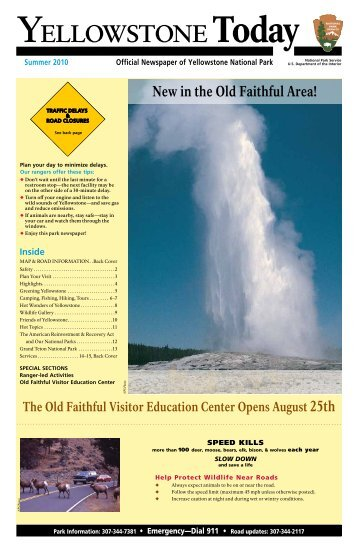 Fall yellowstone up close and personal road updates yellowstone up close and personal publicscrutiny Image collections