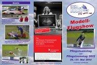 Modell- Flugshow Modell- Flugshow - MSC Condor