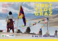 Tibet-Tage 2012 - Filmkunst Steiermark
