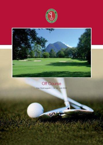 Schönegg Garage AG - Golfclub Interlaken-Unterseen
