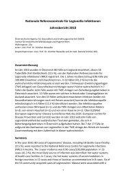 Jahresbericht - Bundesministerium für Gesundheit