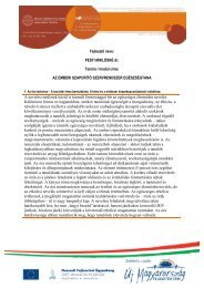 Tanári modul - Pécsi Tudományegyetem
