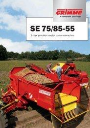 SE 75/85-55 - Grimme Landmaschinenfabrik GmbH & Co. KG