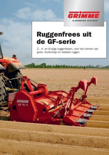 GF-serie - Grimme Landmaschinenfabrik GmbH & Co. KG