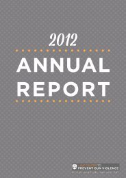 Download the full report. - Law Center to Prevent Gun Violence