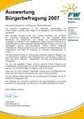 Auswertung Bürgerbefragung 2007 - Freie Wähler Erding-land - Page 3