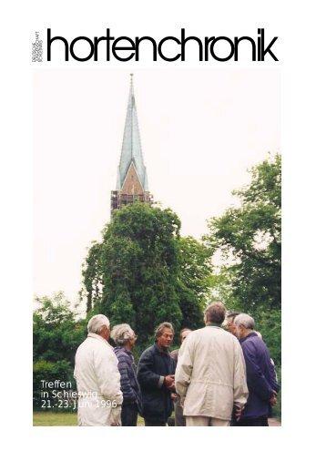 Treffen in Schleswig 21.-23. Juni 1996 - Ulli Bromberg