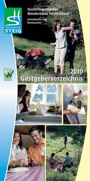 Erlebnisregion Naturpark Saar-Hunsrück