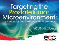 The Challenge of Castrate-Resistant Prostate Cancer (CRPC)