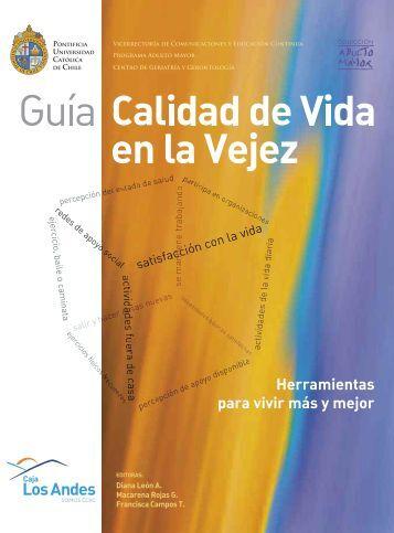 Guía Calidad de Vida - Programa Adulto Mayor UC - Pontificia ...