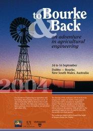 Conference brochure and registration form