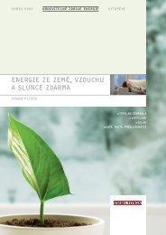 RZ_2101_ste_EE_Broschuere CZ.indd - Tepelná čerpadla