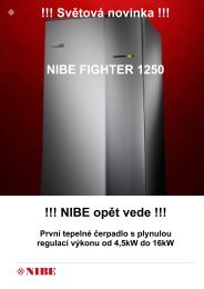 FIGHTER 1250 - Nibe