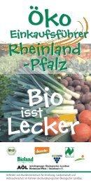 Bio-Einkaufsführer Rheinland-Pfalz - Fördergemeinschaft ...