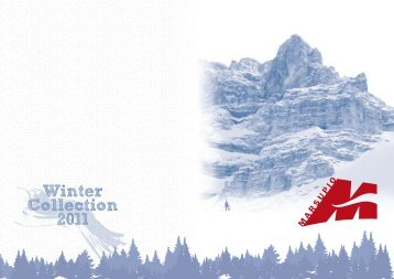Winter Collection 2011 - ALPI SPORT CENTRUM s.r.o.