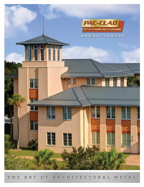 Download Pac Clad Metal Roofing