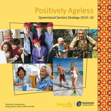 Positively Ageless - The Queensland Cabinet