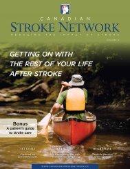 Canadian Stroke Network