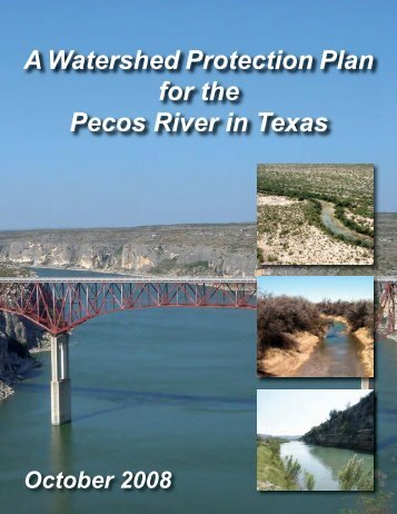 A Watershed Protection Plan for the Pecos River in Texas