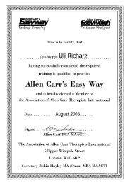 Allen Carr's Basv Wav - Allen Carr's Easyway