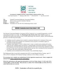 Marketing & Sales Person of the Year Award Nomination form