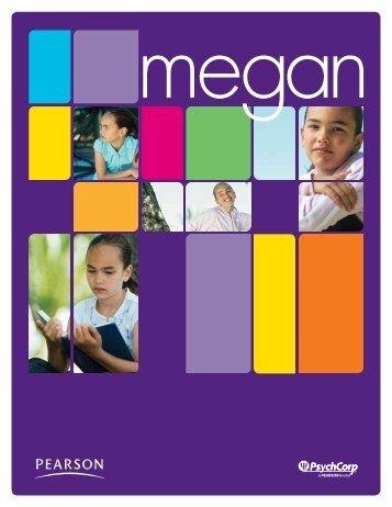Megan - RTI - Pearson