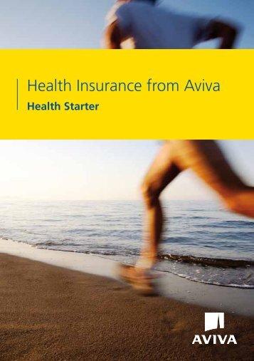 Health Starter - Aviva