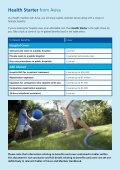 Health Starter - Aviva - Page 3