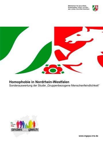 Homophobie in NRW