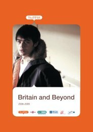 Britain and Beyond - YouthNet
