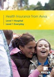 Level 1 Hospital - BuyHealthInsurance.ie
