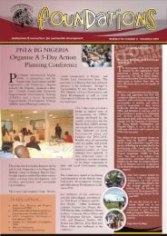 Dec 2009.pdf - pro natura international (nigeria)