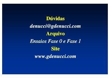 Gilberto Denucci - IPD-Farma