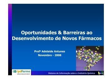 Adelaide Antunes - IPD-Farma