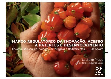 Lucilene Prado - IPD-Farma