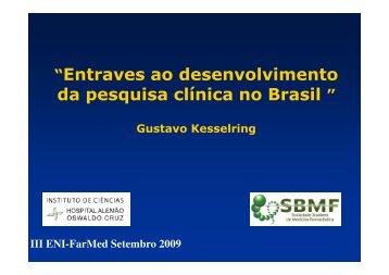 Gustavo Kesselring - IPD-Farma