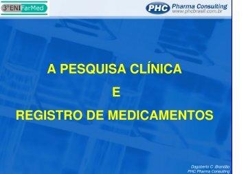 Dagoberto Brandão - IPD-Farma