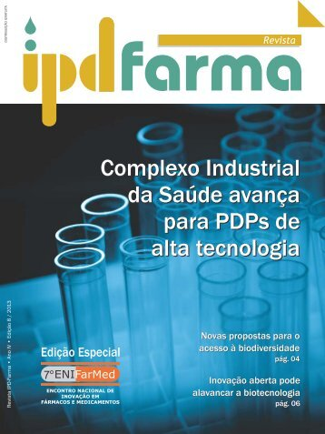 Revista - IPD-Farma