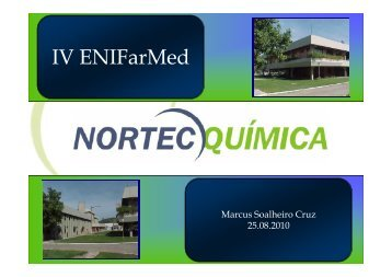 Marcus Soalheiro Cruz – Nortec - IPD-Farma