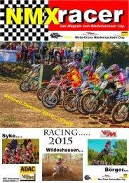 NMXracer Ausgabe 1 - 2015