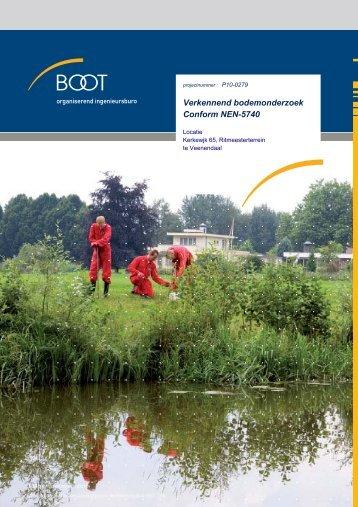 Bijlage 3 Verkennend bodemonderzoek - Gemeente Veenendaal