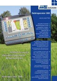 field-operator 300 - WTK-Elektronik GmbH