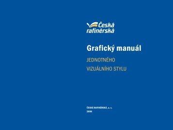 Grafický manuál - Česká rafinérská, as