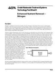 Nitrogen - Zeolite Products